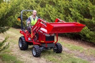 tracteur Massey Ferguson GC1705