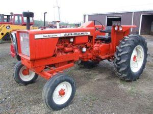 tracteur Allischalmers 170