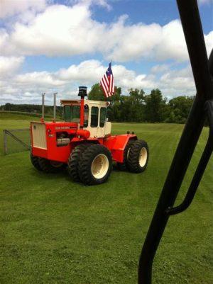 tracteur Allischalmers 440