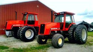 tracteur Allischalmers 4W-220