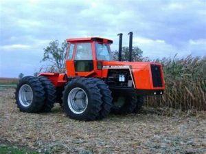 tracteur Allischalmers 4W-305