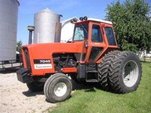 tracteur Allischalmers 7045
