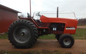 tracteur Allischalmers 7060