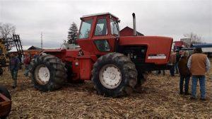 tracteur Allischalmers 7580