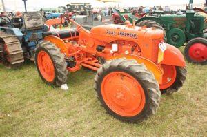 tracteur Allischalmers B