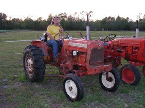 tracteur Allischalmers D10