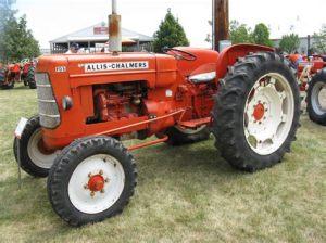 tracteur Allischalmers FD5