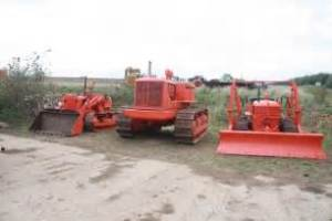 tracteur Allischalmers HD19