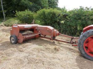 tracteur Allischalmers K
