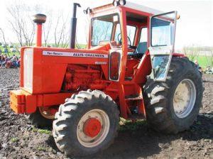 tracteur Allischalmers T16
