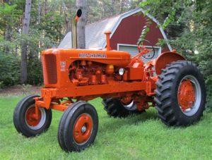 tracteur Allischalmers WD45