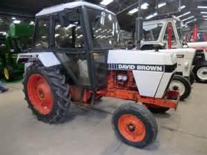 tracteur Case 1190