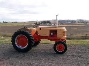 tracteur Case 311