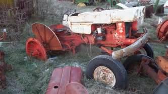 tracteur Case 312-B