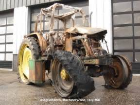 tracteur Case 412