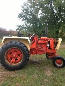 tracteur Case 630