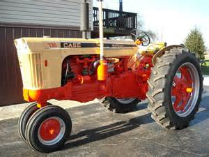 tracteur Case 730
