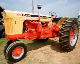 tracteur Case 830