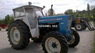 tracteur Case V