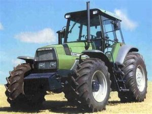 tracteur Deutz Allis 6035