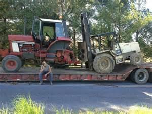 tracteur IH 1486