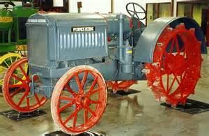 tracteur IH 15-30