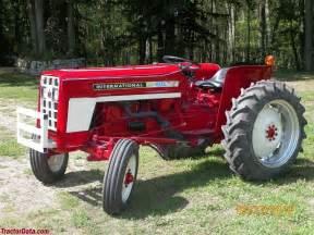 tracteur IH 364