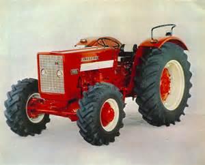 tracteur IH 423