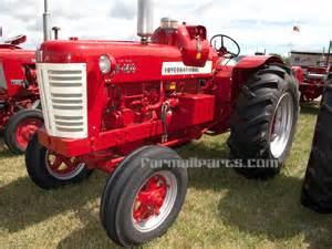 tracteur IH 450
