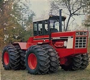 tracteur IH 4786