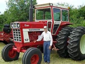 tracteur IH 484