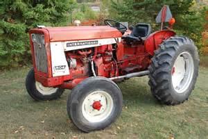 tracteur IH 504