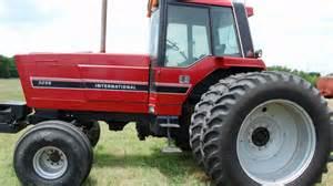 tracteur IH 5288