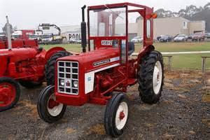 tracteur IH 634