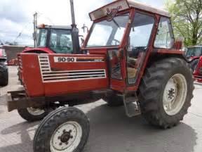tracteur IH 6588