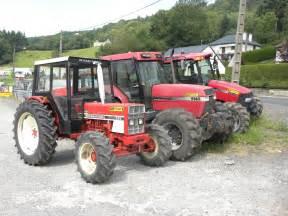tracteur IH 733