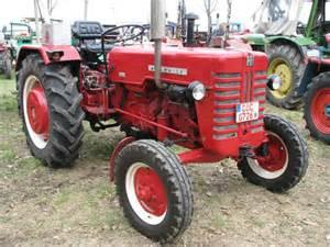 tracteur IH D-432