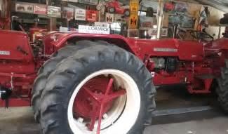 tracteur IH D-436