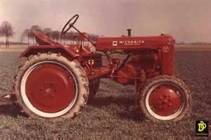 tracteur IH DLD-2