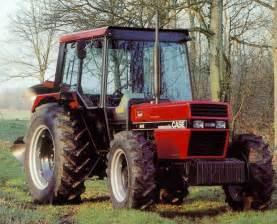 tracteur IH HYDRO 100
