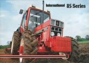 tracteur IH HYDRO 85