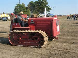 tracteur IH T-20