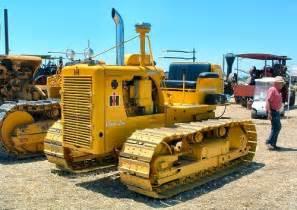 tracteur IH TD-15