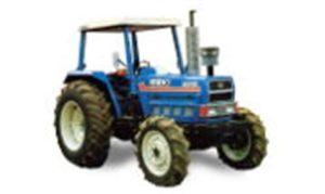 tracteur Iseki SX55