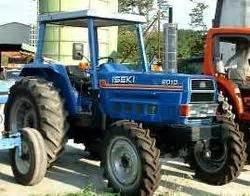 tracteur Iseki T8010