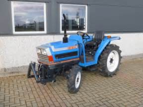 tracteur Iseki TA210