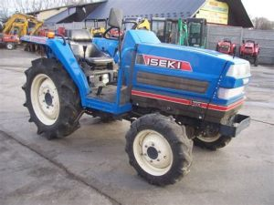 tracteur Iseki TA227