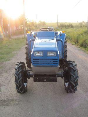 tracteur Iseki TA275