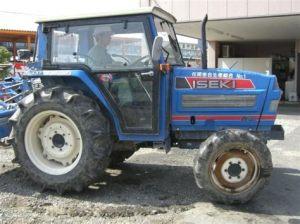 tracteur Iseki TA375