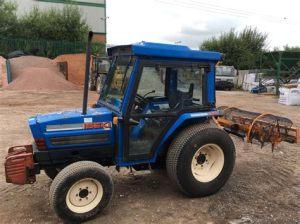 tracteur Iseki TA530